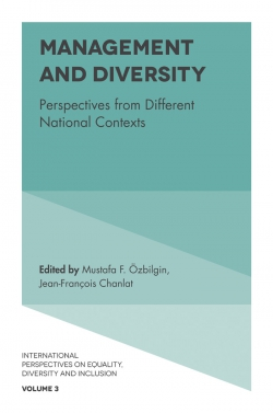 Jacket image for Management and Diversity