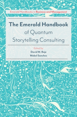 Jacket image for The Emerald Handbook of Quantum Storytelling Consulting