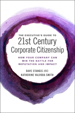 Jacket image for The Executive's Guide to 21st Century Corporate Citizenship