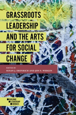 Jacket image for Grassroots Leadership and the Arts For Social Change