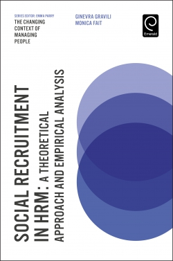 Jacket image for Social Recruitment in HRM