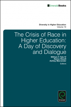 Jacket image for The Crisis of Race in Higher Education