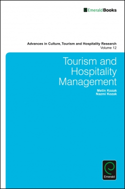 Jacket image for Tourism and Hospitality Management