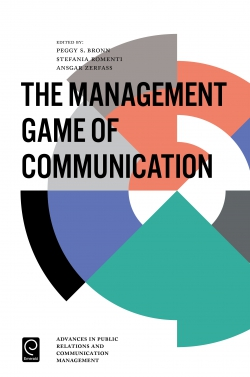 Jacket image for The Management Game of Communication