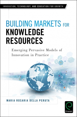 Jacket image for Building Markets for Knowledge Resources