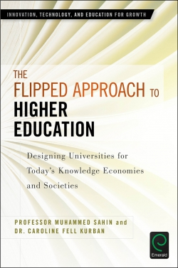 Jacket image for The Flipped Approach to Higher Education