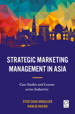 Jacket image for Strategic Marketing Management in Asia