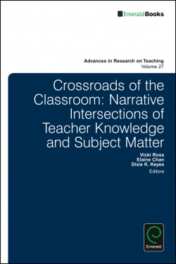 Jacket image for Crossroads of the Classroom
