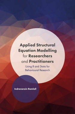 Jacket image for Applied Structural Equation Modelling for Researchers and Practitioners
