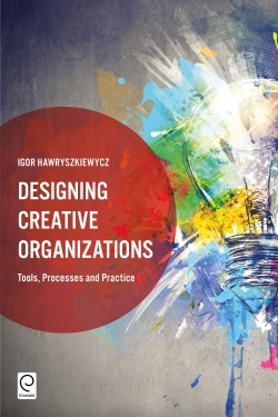 Jacket image for Designing Creative Organizations