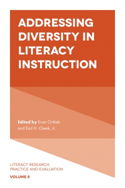 Jacket image for Addressing Diversity in Literacy Instruction