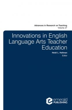 Jacket image for Innovations in English Language Arts Teacher Education