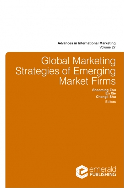 Jacket image for Global Marketing Strategies of Emerging Market Firms