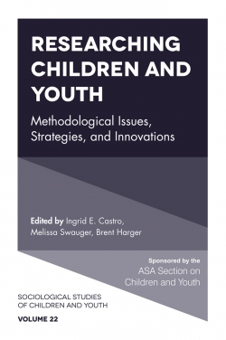Jacket image for Researching Children and Youth