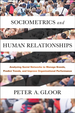 Jacket image for Sociometrics and Human Relationships