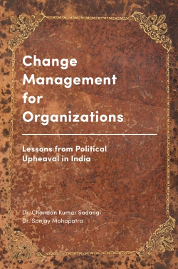 Jacket image for Change Management for Organizations