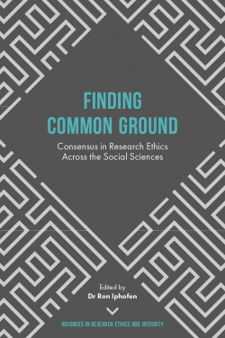 Jacket image for Finding Common Ground
