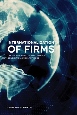 Jacket image for Internationalization of Firms
