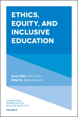 Jacket image for Ethics, Equity, and Inclusive Education