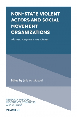 Jacket image for Non-State Violent Actors and Social Movement Organizations