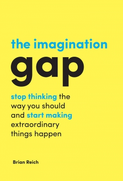 Jacket image for The Imagination Gap