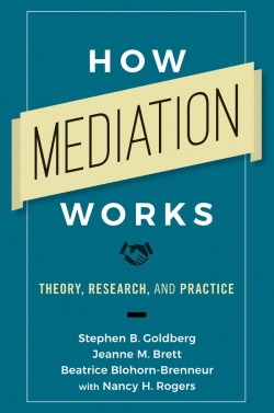 Jacket image for How Mediation Works