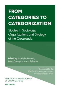 Jacket image for From Categories to Categorization