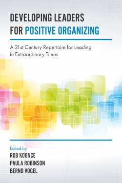 Jacket image for Developing Leaders for Positive Organizing