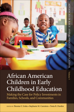 Jacket image for African American Children in Early Childhood Education
