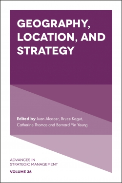Jacket image for Geography, Location, and Strategy