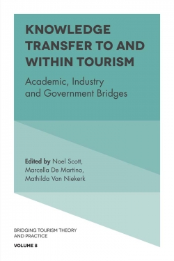 Jacket image for Knowledge Transfer To and Within Tourism