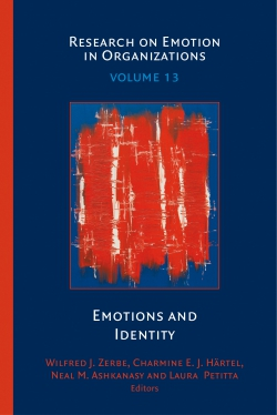 Jacket image for Emotions and Identity