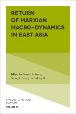 Jacket image for Return of Marxian Macro-dynamics in East Asia