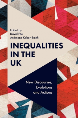 Jacket image for Inequalities in the UK