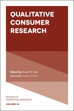Jacket image for Qualitative Consumer Research