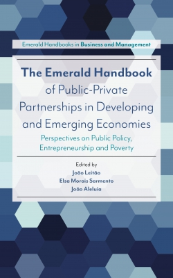 Jacket image for The Emerald Handbook of Public-Private Partnerships in Developing and Emerging Economies