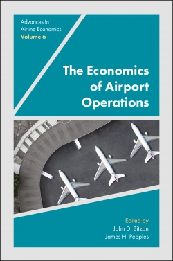 Jacket image for The Economics of Airport Operations