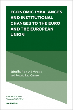 Jacket image for Economic Imbalances and Institutional Changes to the Euro and the European Union