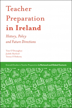 Jacket image for Teacher Preparation in Ireland