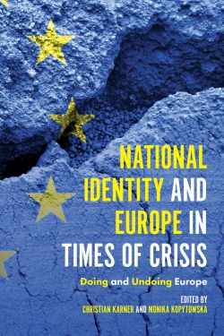 Jacket image for National Identity and Europe in Times of Crisis