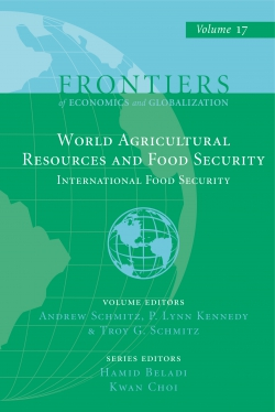 Jacket image for World Agricultural Resources and Food Security