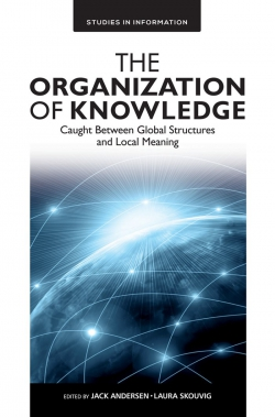 Jacket image for The Organization of Knowledge