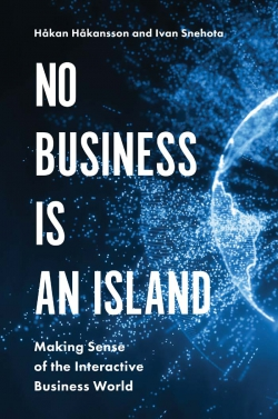 Jacket image for No Business is an Island