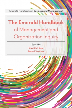 Jacket image for The Emerald Handbook of Management and Organization Inquiry