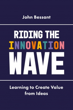 Jacket image for Riding the Innovation Wave