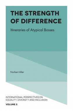 Jacket image for The Strength of Difference
