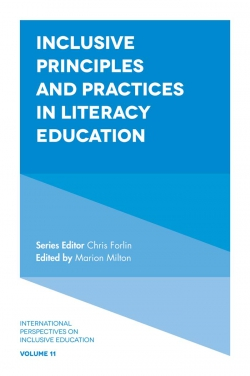 Jacket image for Inclusive Principles and Practices in Literacy Education
