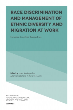 Jacket image for Race Discrimination and Management of Ethnic Diversity and Migration at Work