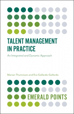 Jacket image for Talent Management in Practice