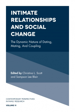 Jacket image for Intimate Relationships and Social Change